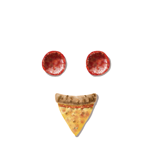 Pizza Face (Toy Item)