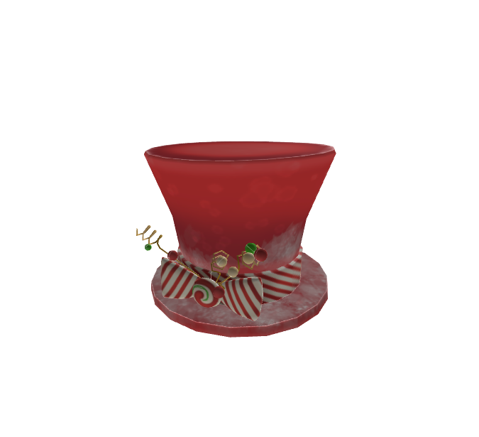 Candycane Tophat