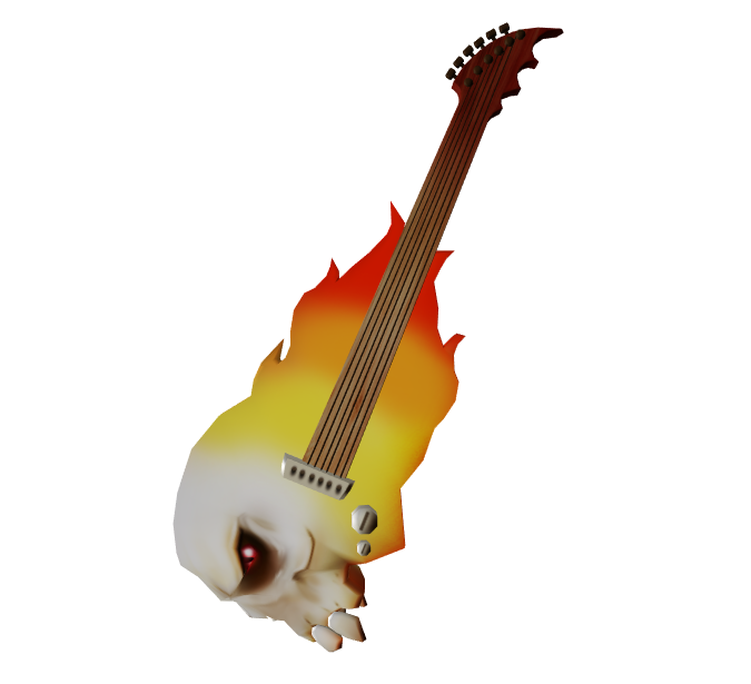 Nightmare Guitar