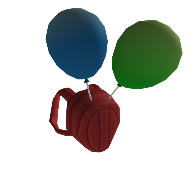 Balloon Backpack