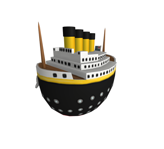 The Titanic But As An Egg