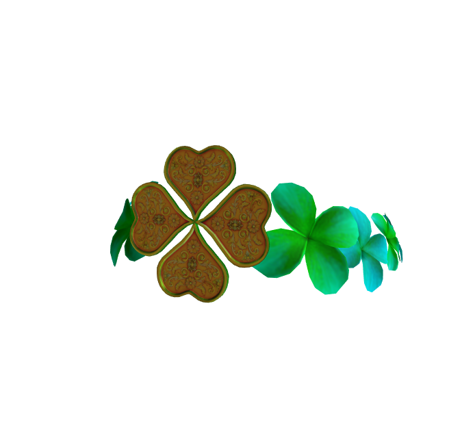 Crown of Clovers