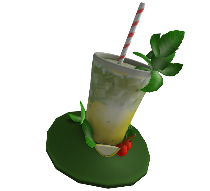 Mint Julep Hat