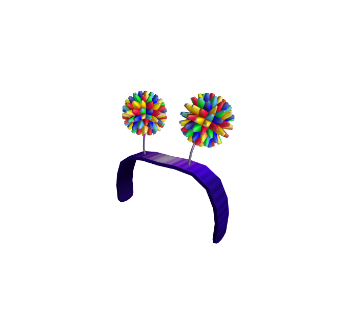 Multicolored Boppers