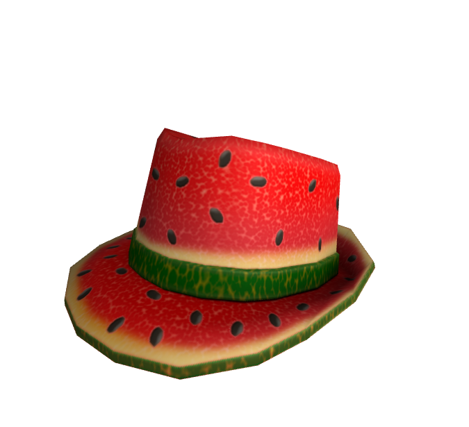 Watermelon Fedora