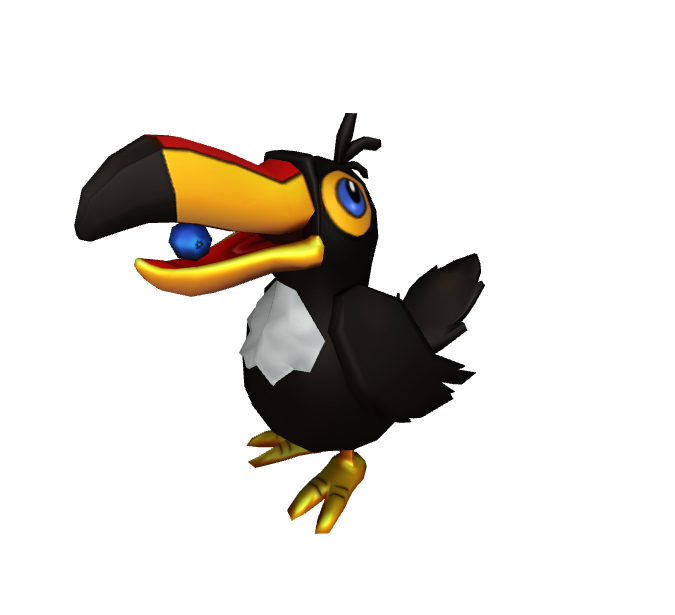 Toucan Shoulder Pal