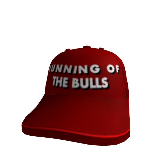 Running of the Bulls Cap