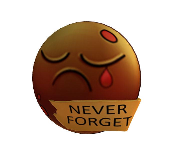 Pluto Never Forget Lapel Pin