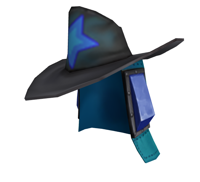 Bounty Hunter's Hat (Rthro)