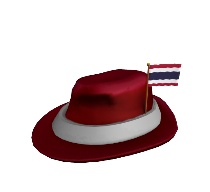 International Fedora - Thailand