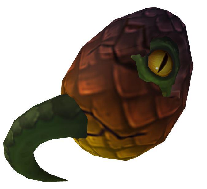 Hatching Dragon Backpack