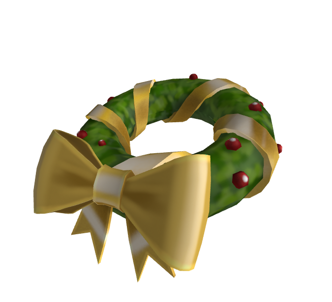 Wreath Necklace (Gamecard)